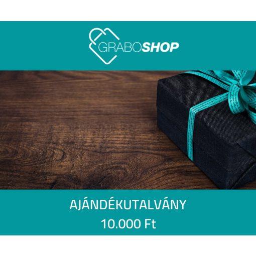 GraboShop ajándékutalvány - 10.000 Ft