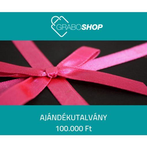 GraboShop ajándékutalvány - 100.000 Ft