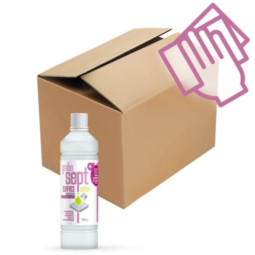 GraboSept Surface* felületfertőtlenítő Higiénia csomag - 18x500 ml utántöltő