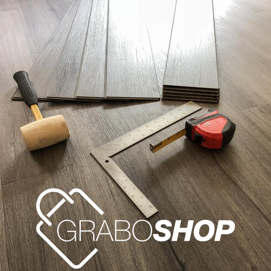 Milyen eszközökre van szükséged a klikkes vinil padló lefektetéséhez?